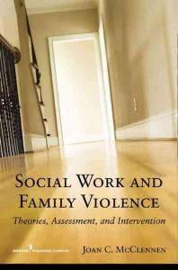 社会工作与家庭暴力 Social Work and Family Violence  Theories  Assessment  and Intervention