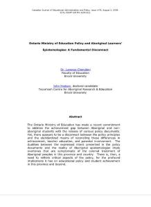 canadian journal of educational administration and policy,:加拿大教育管理与政策杂志,