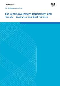 The Lead Government Department and its role-Guidance and Best Practice.pdf