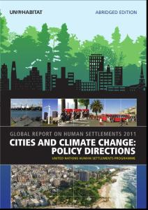Cities and Climate Change — Global Report on Human Settlements 2011