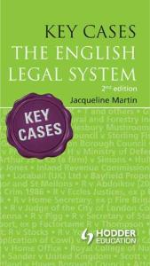 英国法律体系经典案例 Key Cases, The English Legal System