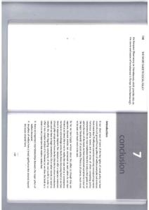 (6)The short guide to social policy-conclusion