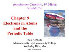 Introductory Chemistry   3 rd Edition Nivaldo Tro