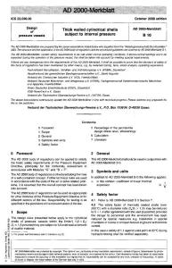 AD2000 Technical Rules for Pressure Vessels-2/4