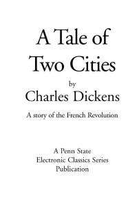 AA Tale of Two Cities