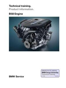 BMW_B58_Engine