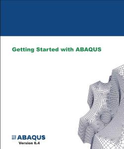 Getting Started with ABAQUS