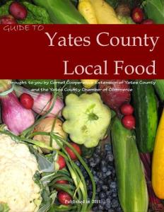 Yates County Local Food Guide