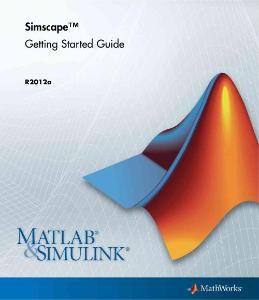 Matlab_R2012a官方教程-Simscape Getting Started Guide